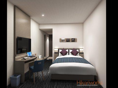 001-Hotel Rendering
