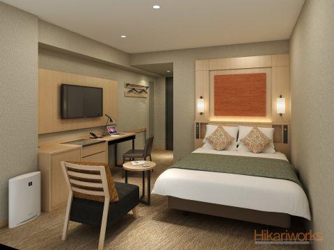 002-Hotel Rendering