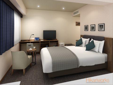003-Hotel Rendering