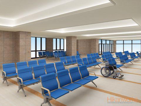 005-Hospital Rendering
