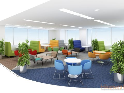 005-Office Rendering