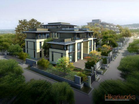 007-Building Exterior Rendering