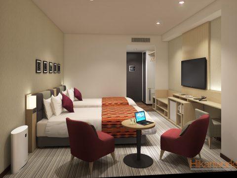007-Hotel Rendering