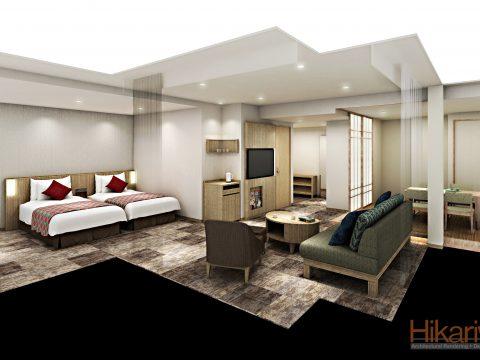 008-Hotel Rendering