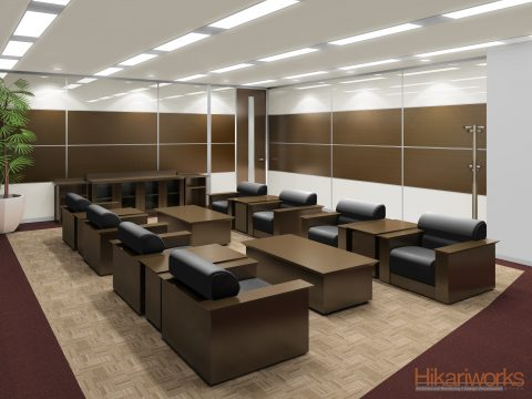 009-Office Rendering