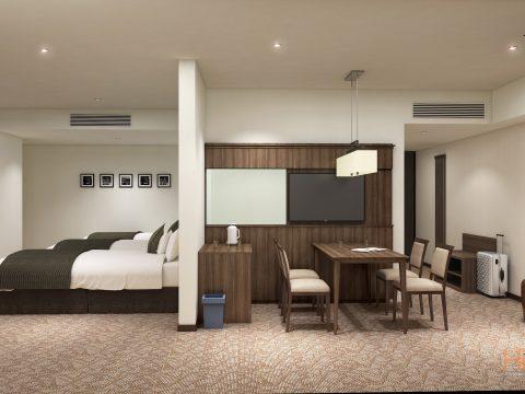 010-Hotel Rendering