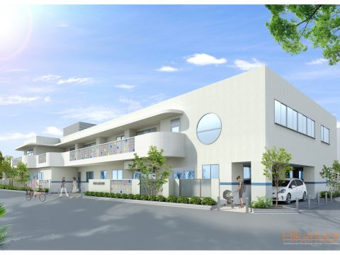 010-Building Exterior Rendering