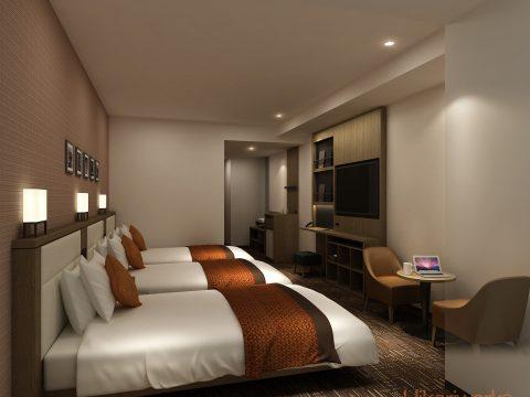 012-Hotel Rendering