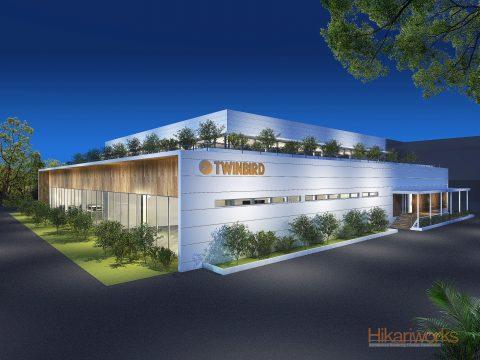 012-Building Exterior Rendering