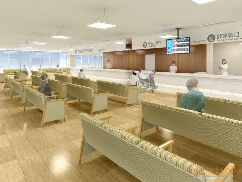 013-Hospital Rendering
