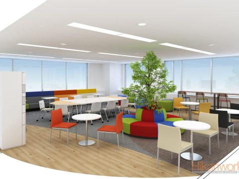013-Office Rendering