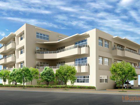 015-Building Exterior Rendering