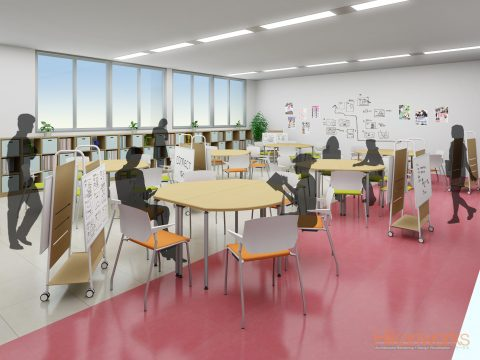017-Various facilities Rendering