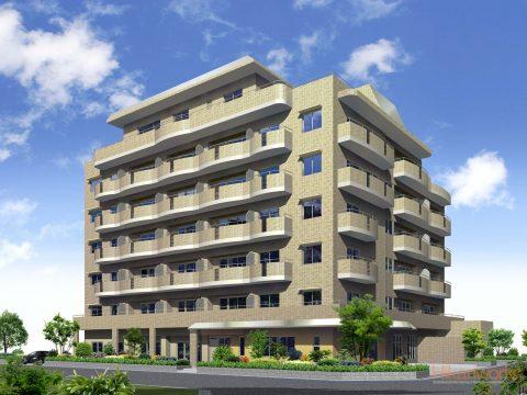 018-Building Exterior Rendering