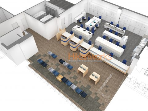 019-Office Rendering