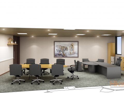 020-Office Rendering