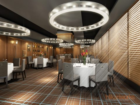 020-Resturant Rendering
