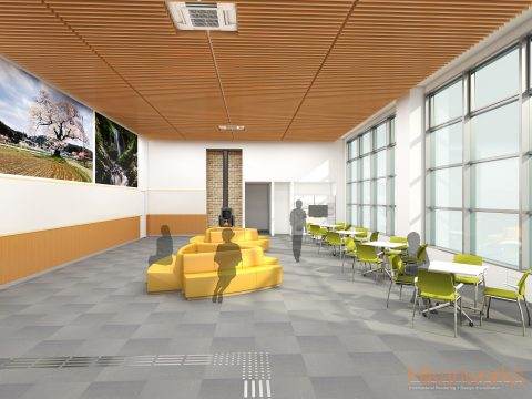021-Office Rendering