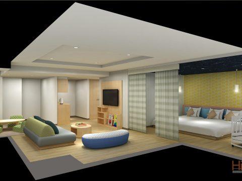 021-Hotel Rendering