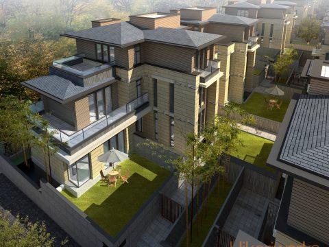 022-Building Exterior Rendering