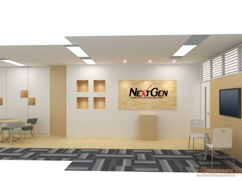 028-Office Rendering