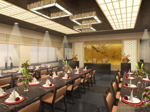 029-Resturant Rendering