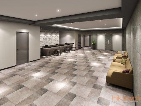 030-Hotel Rendering