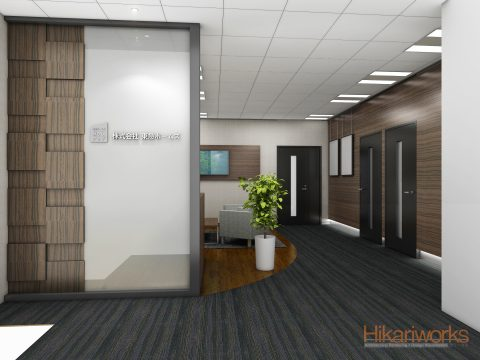 033-Office Rendering