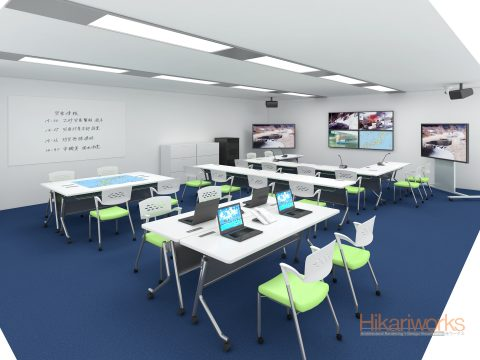 035-Office Rendering