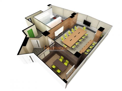 039-Office Rendering