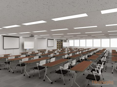 041-Office Rendering