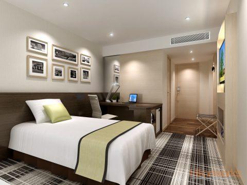 043-Hotel Rendering
