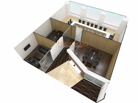 044-Office Rendering