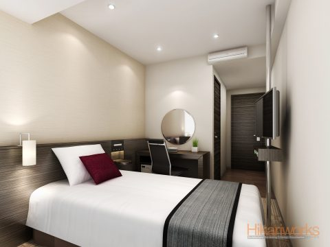 045-Hotel Rendering