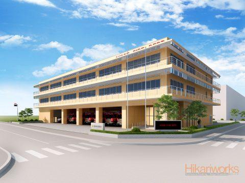 049-Building Exterior Rendering