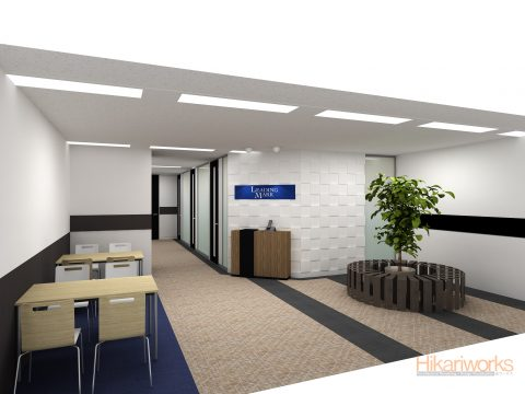 051-Office Rendering