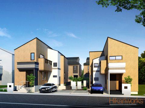 051-Building Exterior Rendering
