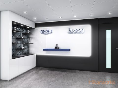 054-Office Rendering