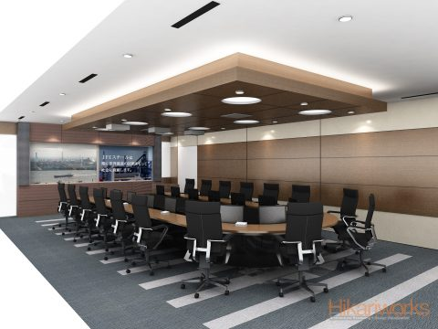 056-Office Rendering