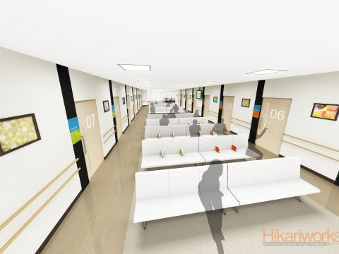 057-Office Rendering