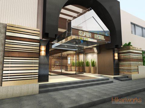 057-Hotel Rendering