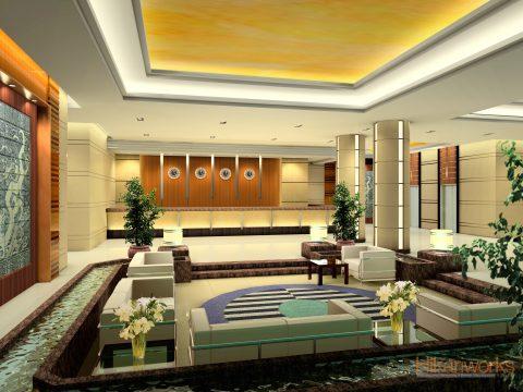 058-Hotel Rendering