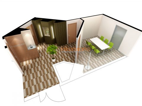 061-Office Rendering