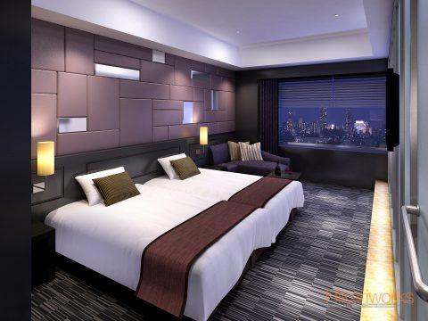 061-Hotel Rendering