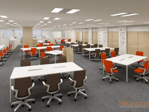 064-Office Rendering