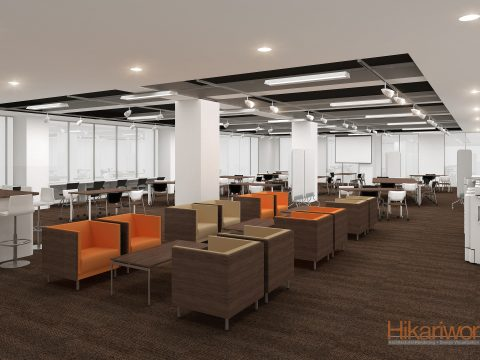067-Office Rendering
