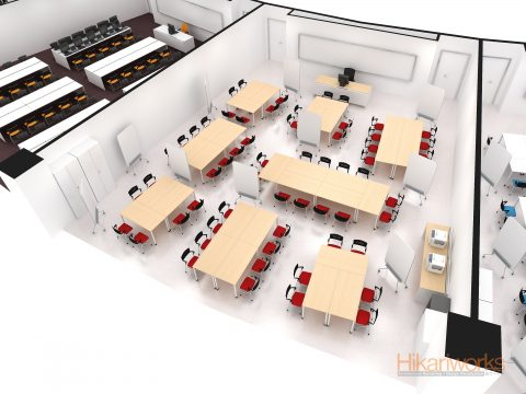 070-Office Rendering