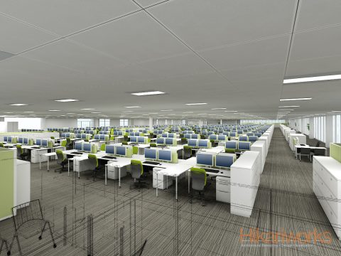 071-Office Rendering