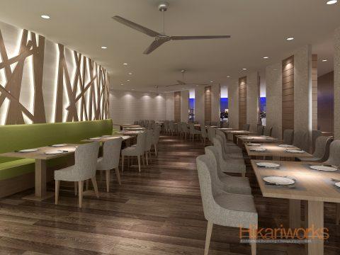 071-Resturant Rendering
