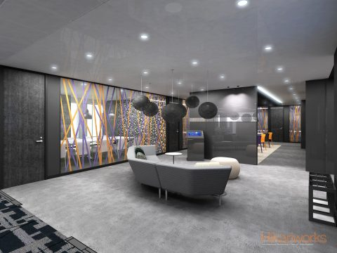 073-Office Rendering
